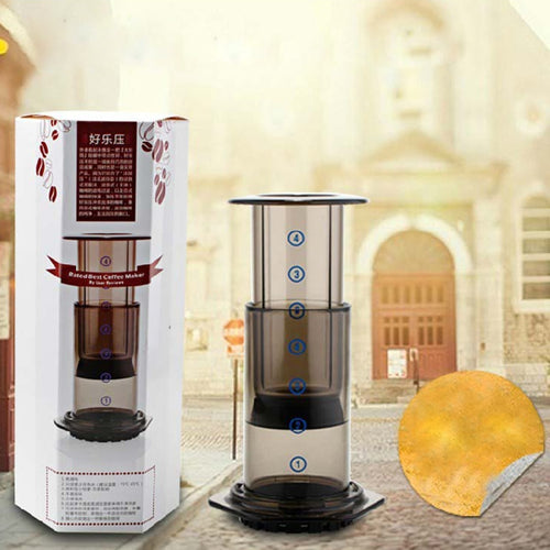Mini Coffee Maker Handheld