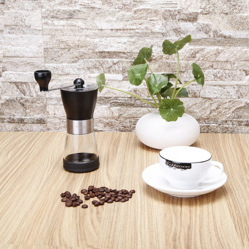 Plastic Coffee Grinder Machine