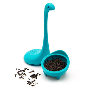 Water Monster Shape Silicone Tea Strainer