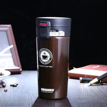 Load image into Gallery viewer, Thermos Coffee Mug Travel Bottle