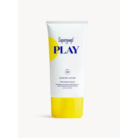 PLAY Lotion with Sunflower Extract SPF50