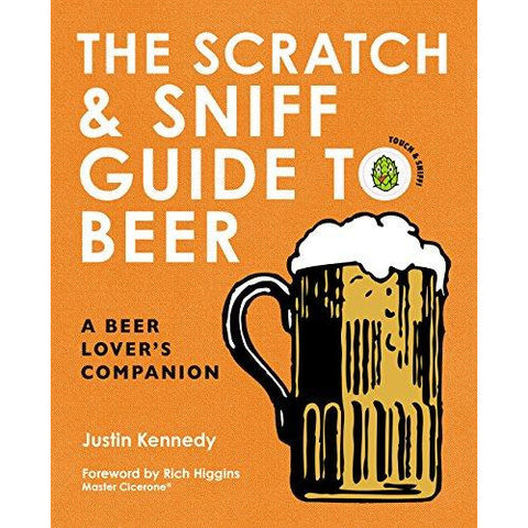 Scratch & Sniff: Guide to Beer