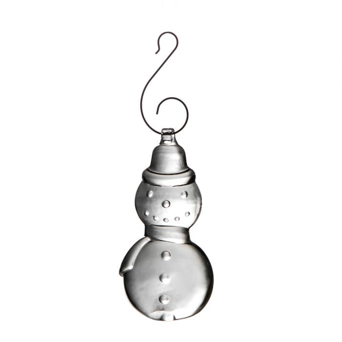 Snowman Ornament Gift Boxed