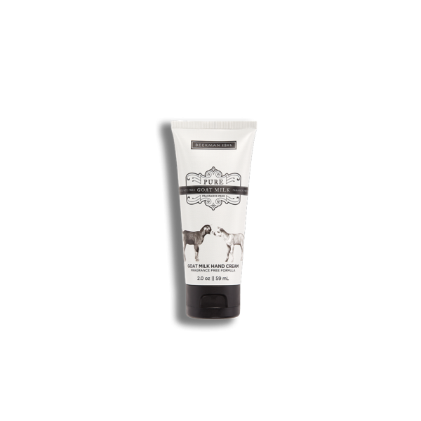 Pure Goat Milk 2oz Hand Cream