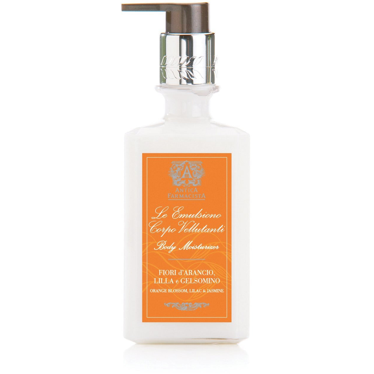 Body Moisturizer Orange Blossom
