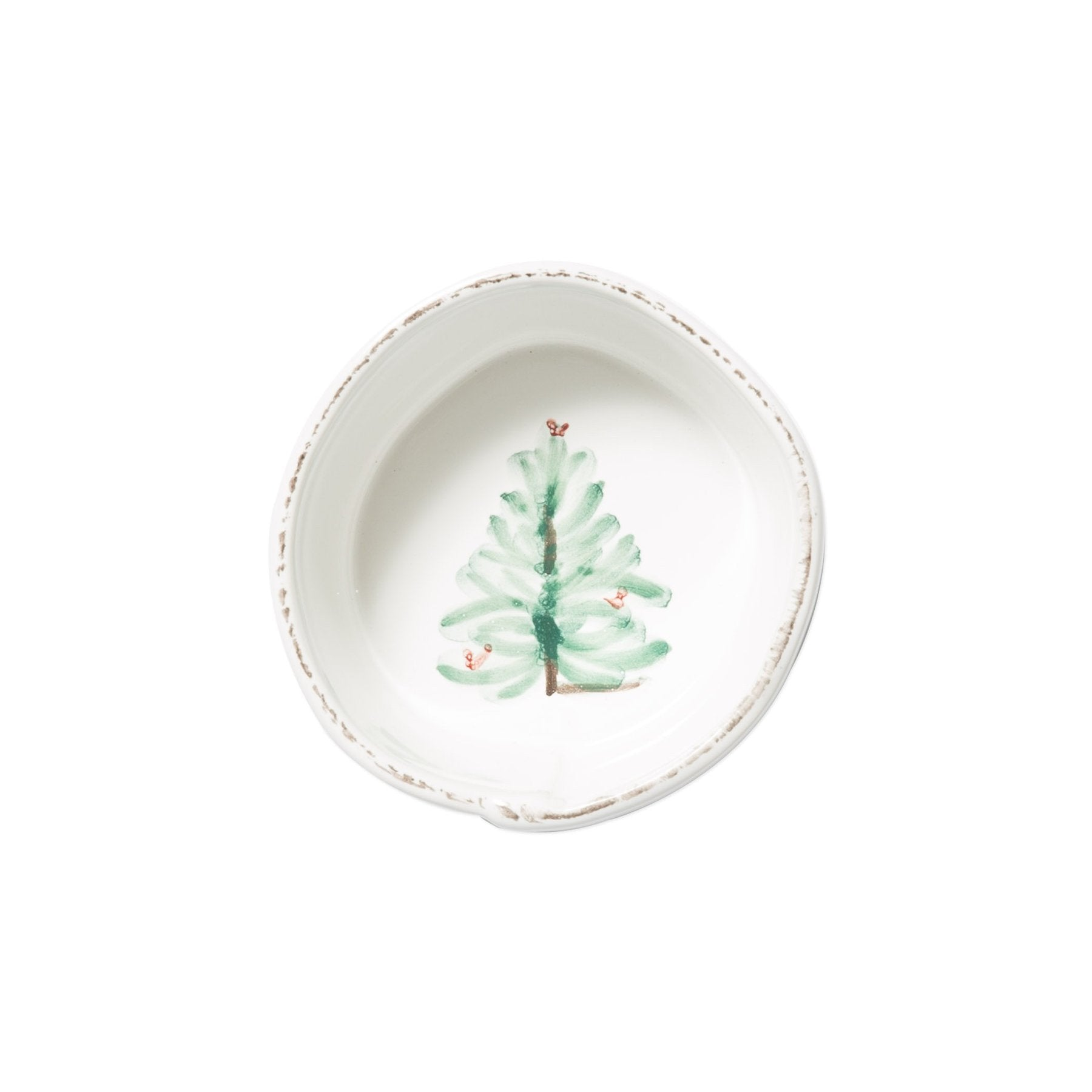 Lastra Holiday Condiment Bowl
