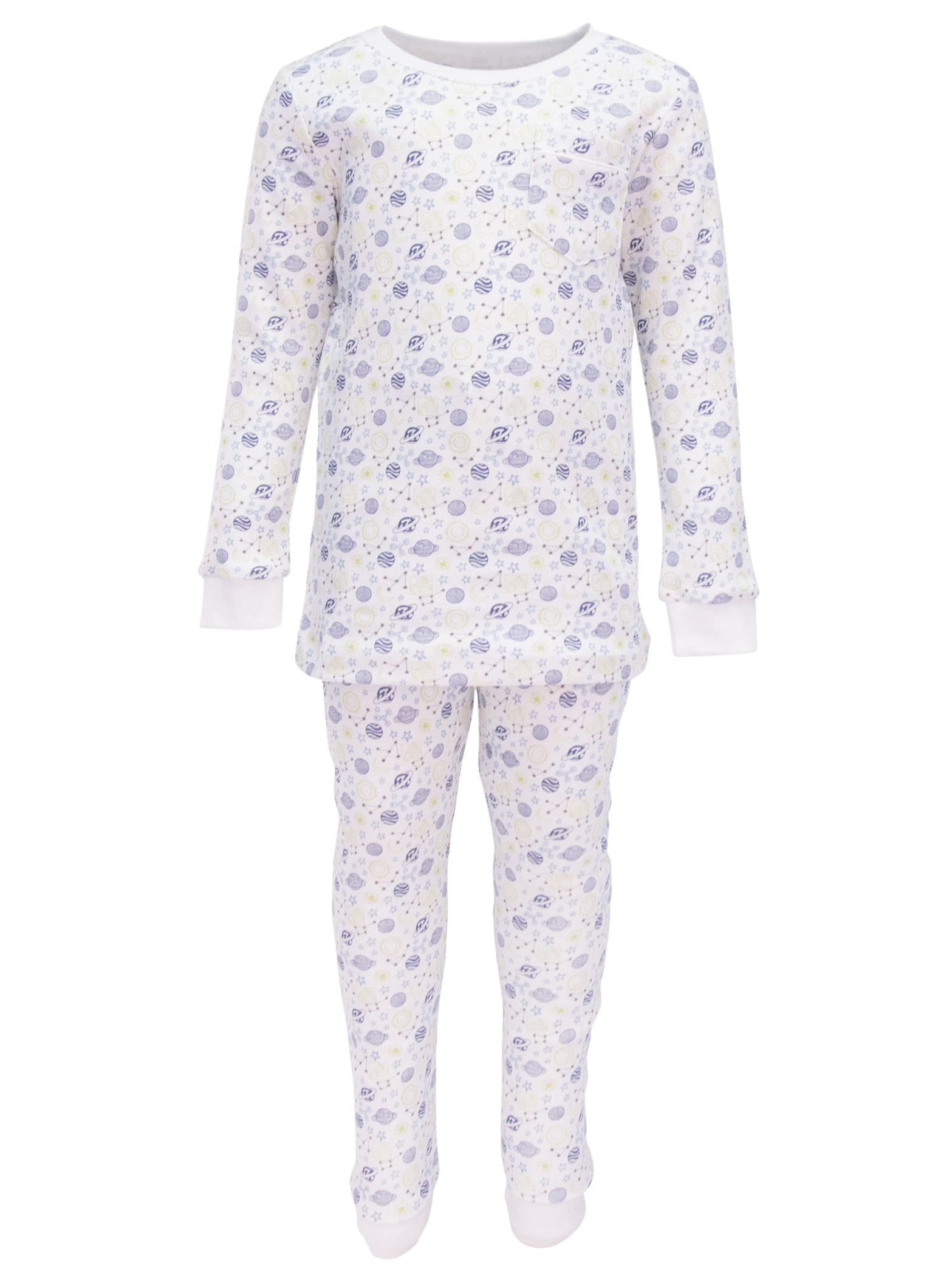 Bradford Outerspace Pajama Set