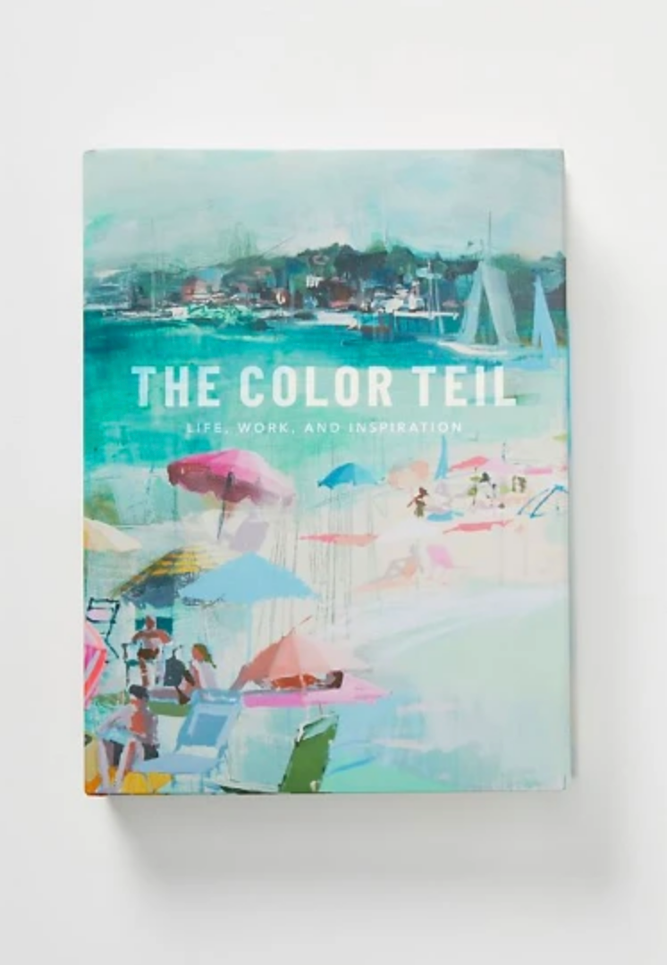 The Color Teil by Teil Duncan