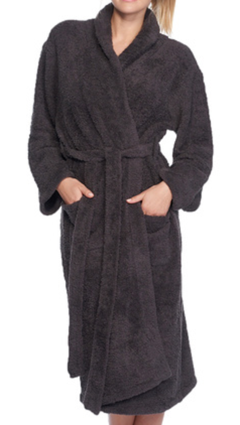Adult Robe Carbon