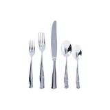 Borgo Stainless Steel Five-Piece Place Setting