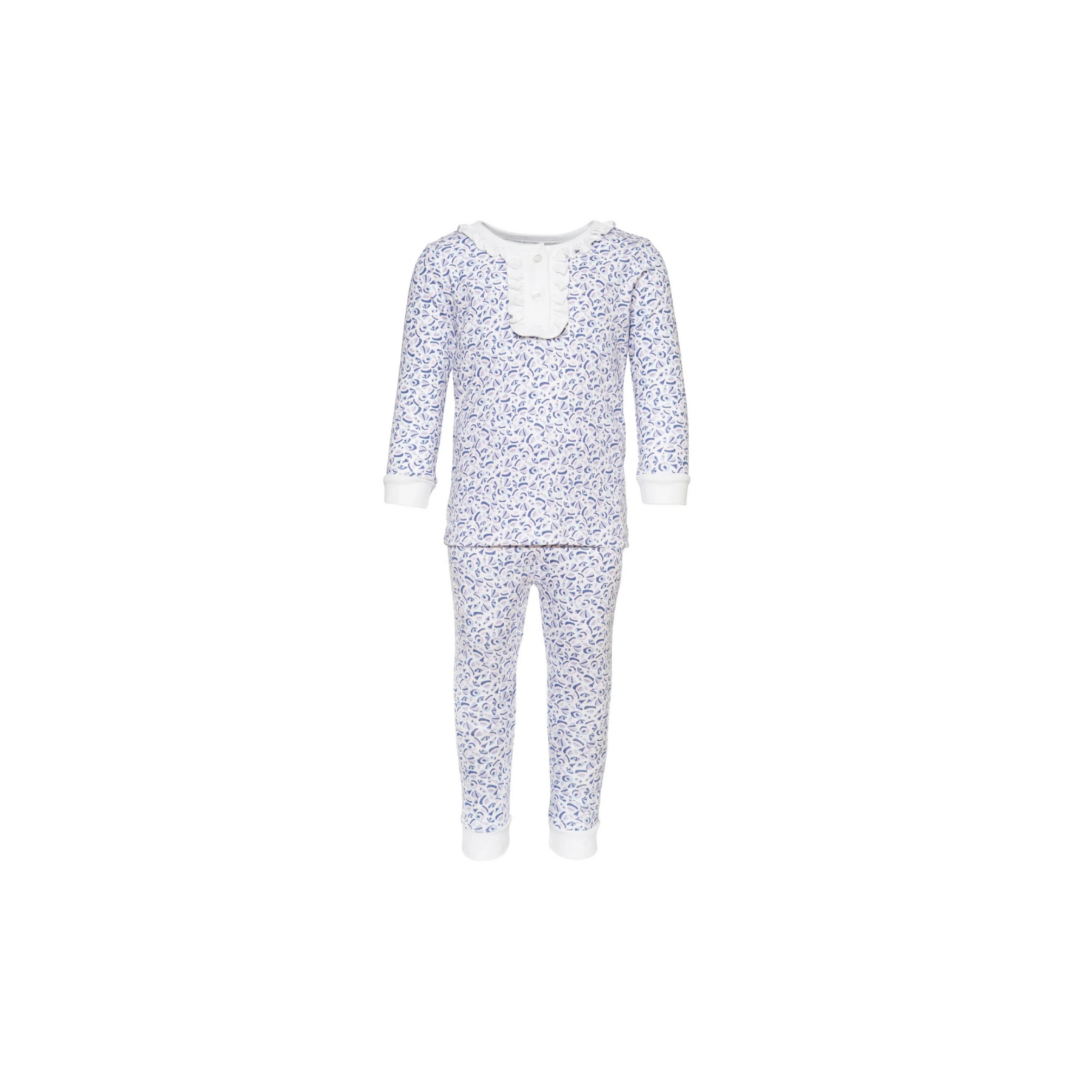 Alden Pajama Set Seashells