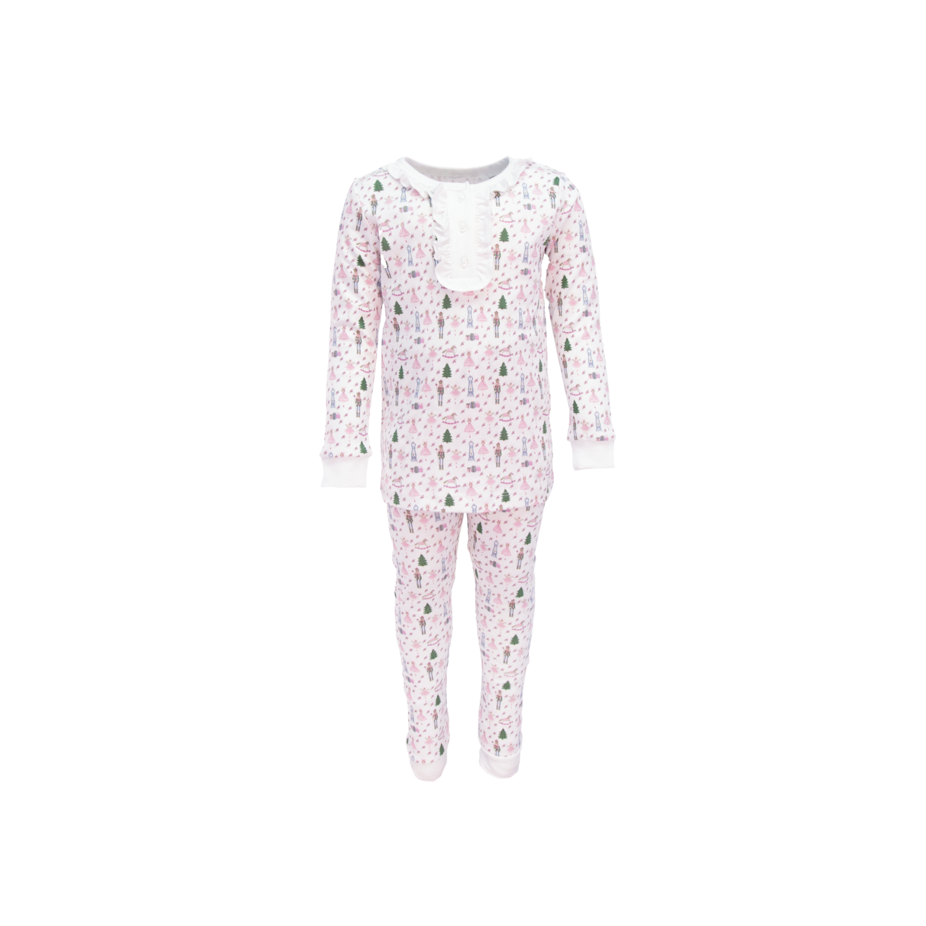 Alden Nutcracker Pajama Set