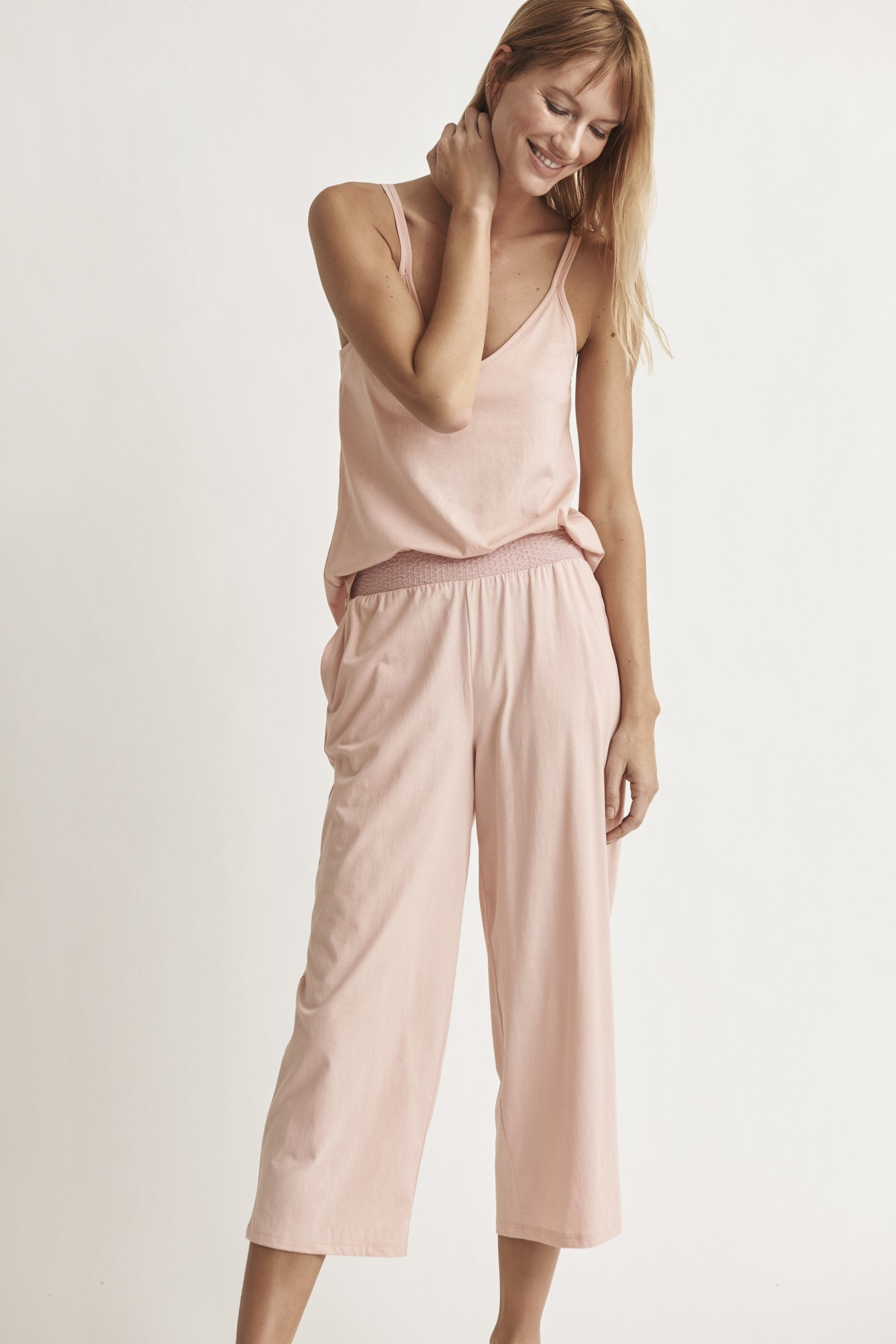 Suri Cami & Crop Pant Set