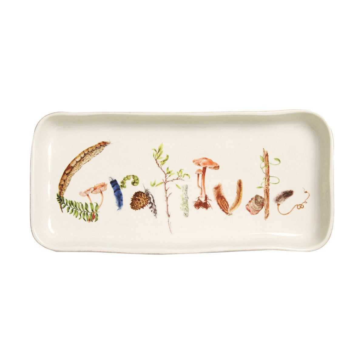 Forest Gratitude Tray