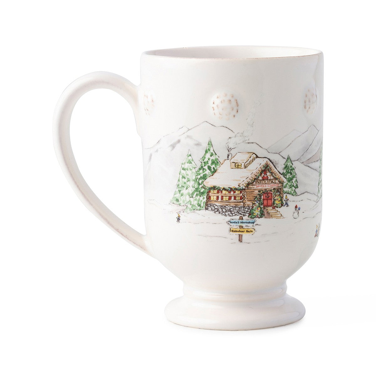 Berry & Thread North Pole Mug