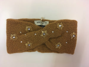 Stirnband Headband Amenapih/ Hipanema Kayla safran