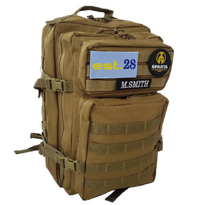 45 litre desert storm tactical backpack