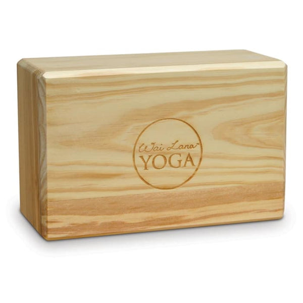 4 Indian Pine Yoga Block - Accessory