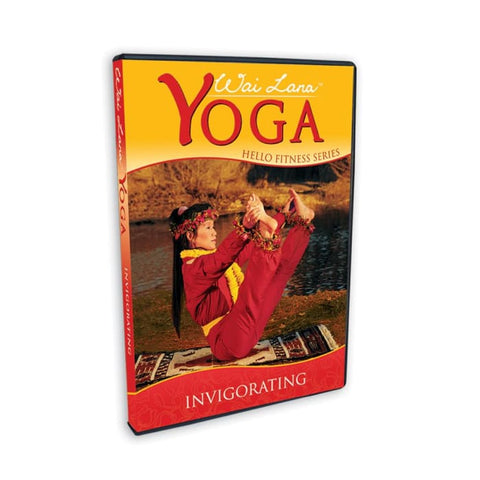 Invigorating DVD - DVDs