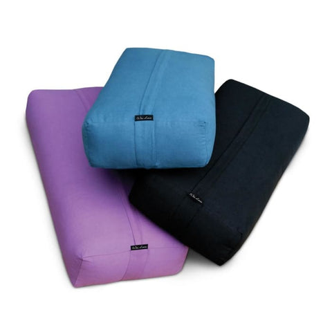 Rectangular Yoga Bolster - Accessory