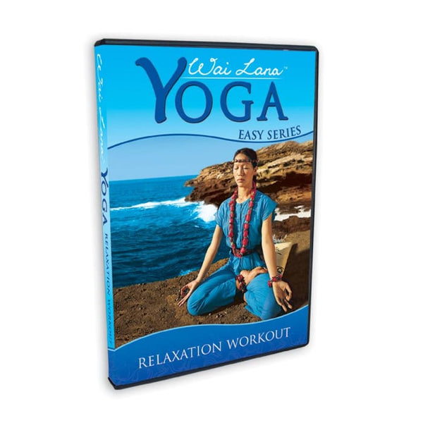 Relaxation Workout DVD - DVDs