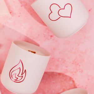 Old Flame Soy Candle
