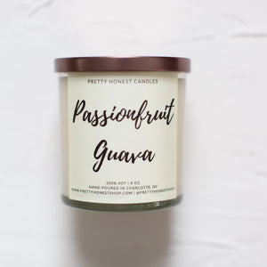 Passionfruit Guava Soy Candle *PRE-ORDER*