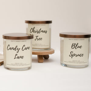 Blue Spruce Soy Candle