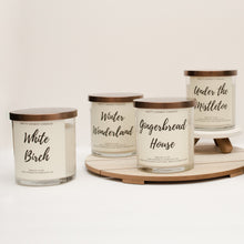 Load image into Gallery viewer, White Birch Soy Candle - Pretty Honest Candles