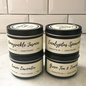Sample Pack - Best Sellers - Pretty Honest Candles