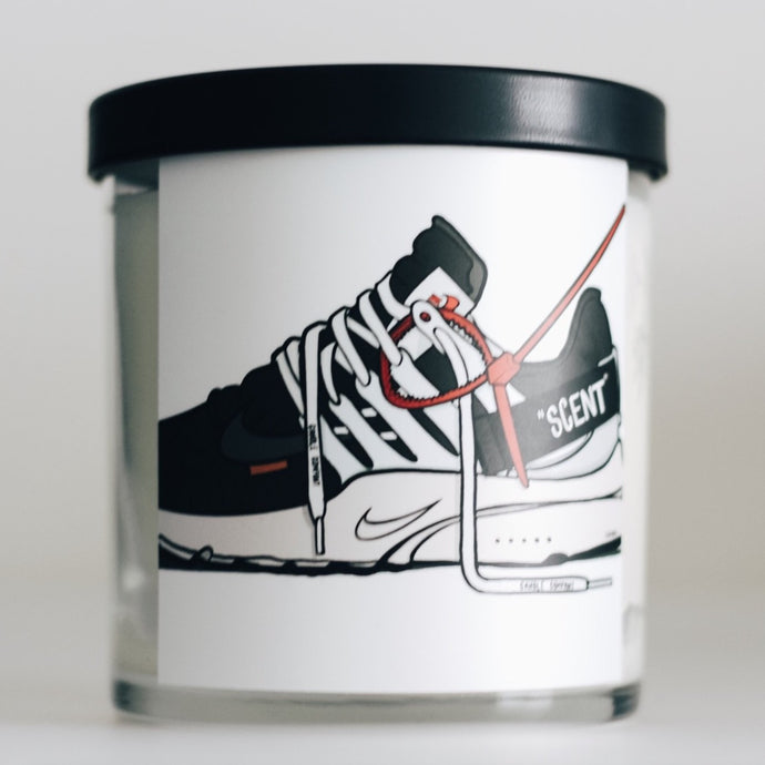 Presto Sneaker Soy Candle