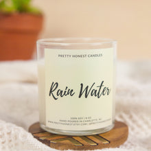 Load image into Gallery viewer, Rain Water Soy Candle - Pretty Honest Candles