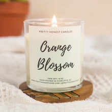 Load image into Gallery viewer, Orange Blossom Soy Candle