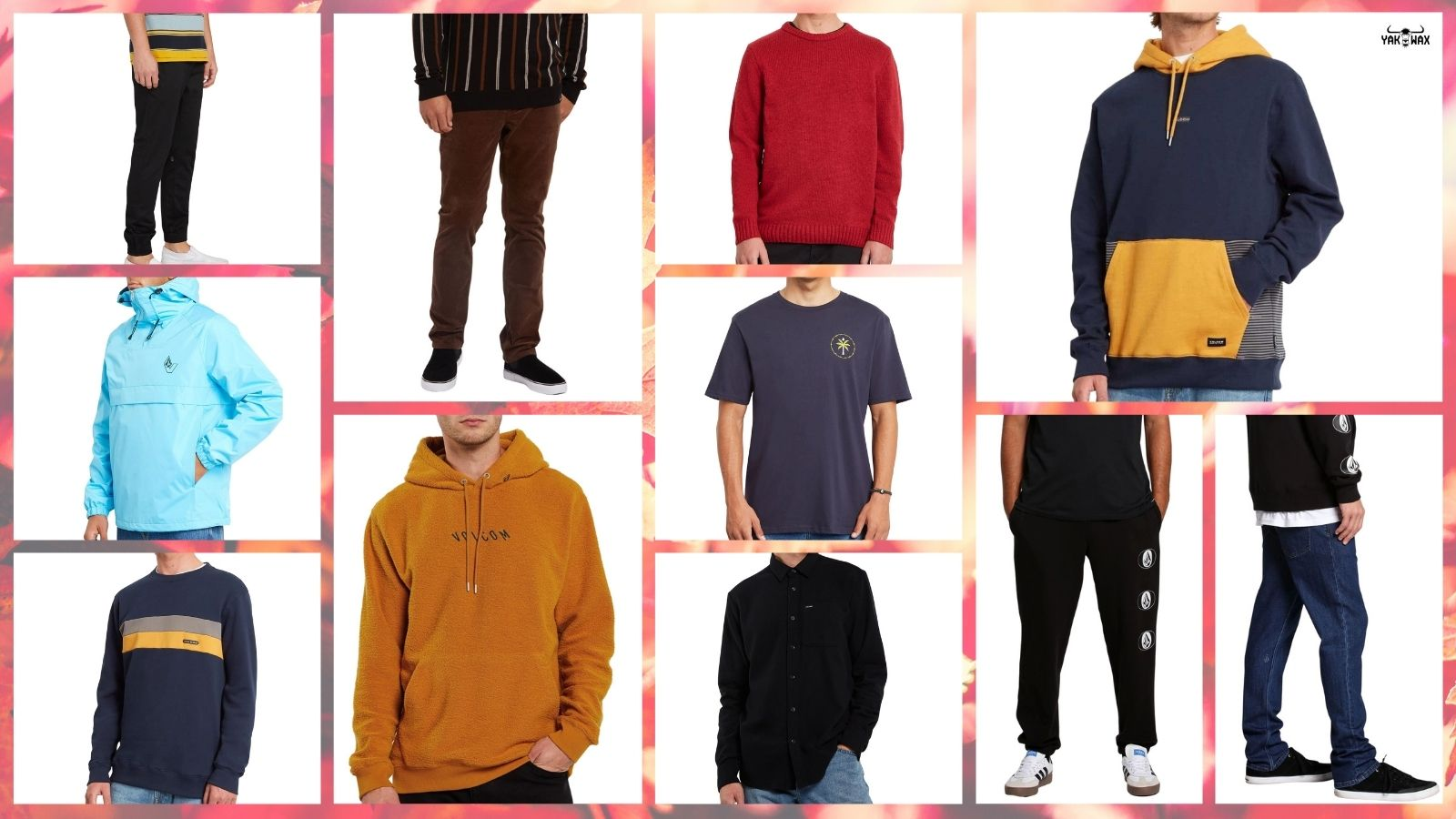 The Volcom Clothing Fall 2020 Drop Has Landed at Yakwax!