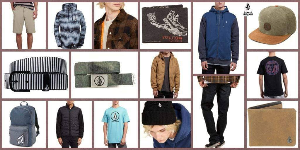 The Volcom Fall 2018 Collection is Now Available at Yakwax!