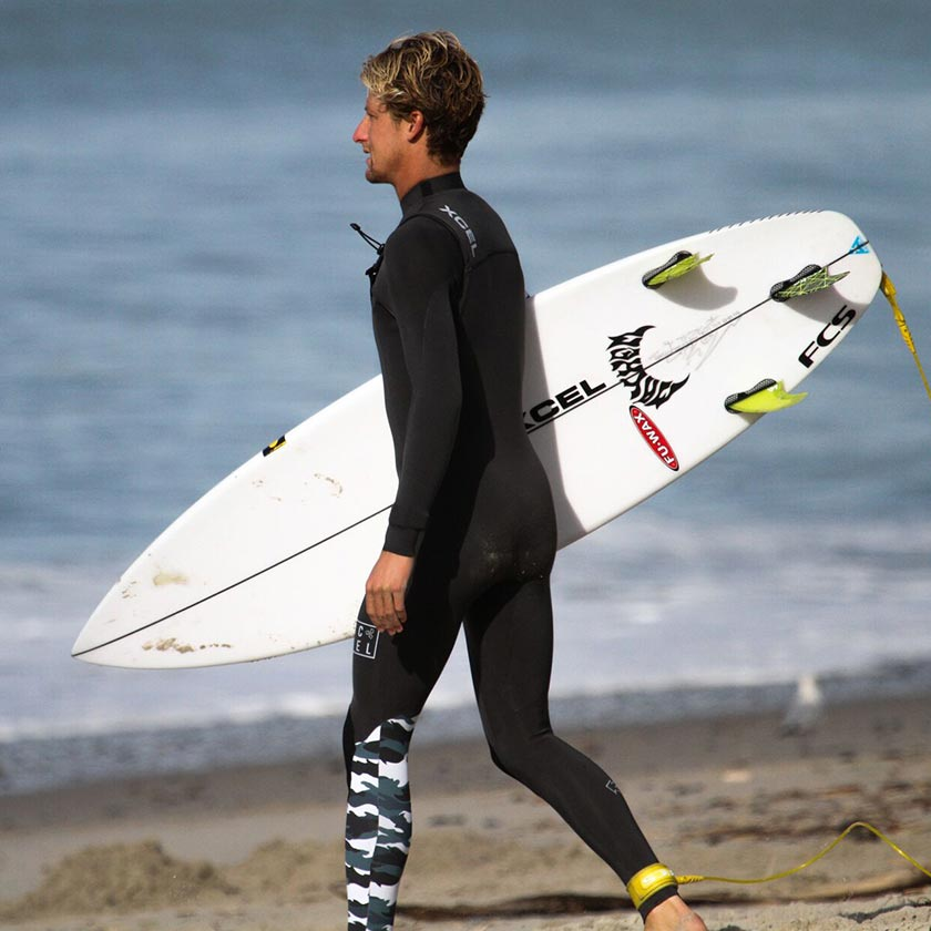 mens wetsuits including shorties and full length wetsuits for spring summer autumn and winter by Xcel, Vissla, Hurley and Alder