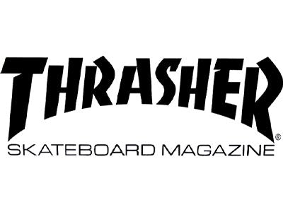 thrasher skateboard fashion and clothing, t-shirts, hoodies, jackets and skate accessories such as caps and hats