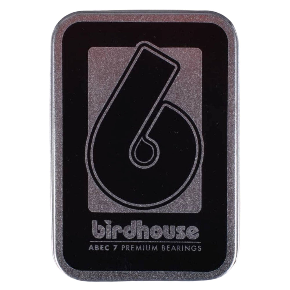 Birdhouse Abec 7 Premium Skate Bearings - Black