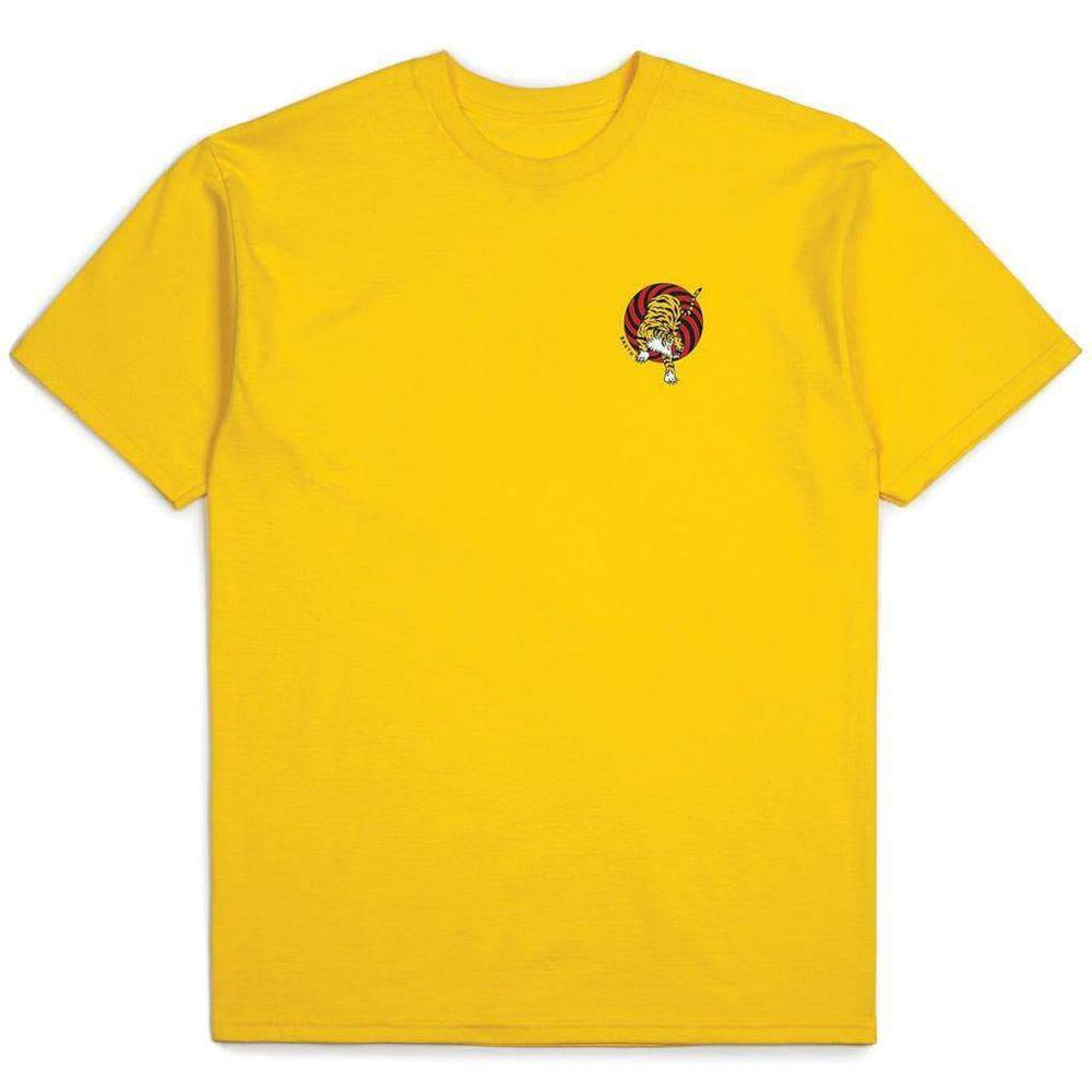 Brixton Bandit T-Shirt - Yellow