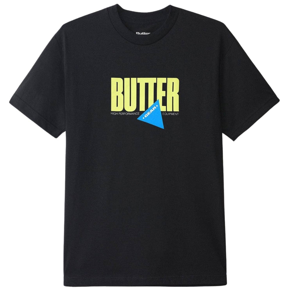 Butter Goods Gear T-Shirt - Black