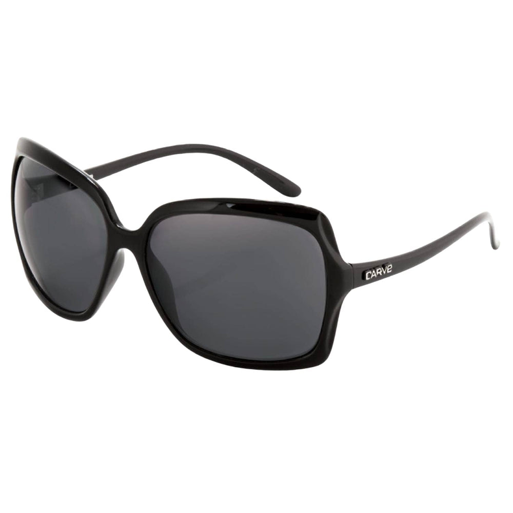 Carve Grace Sunglasses - Black/Grey