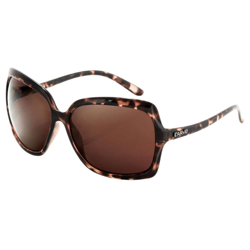 Carve Grace Sunglasses - Gloss Tortoise/Brown