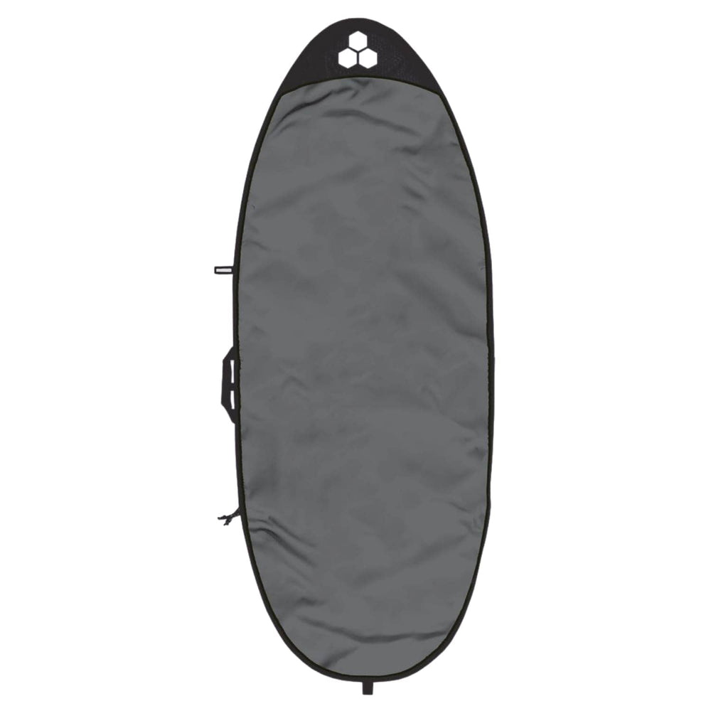 Channel Islands 6ft 4in Feather Lite Funboard Bag/Cover - Charcoal