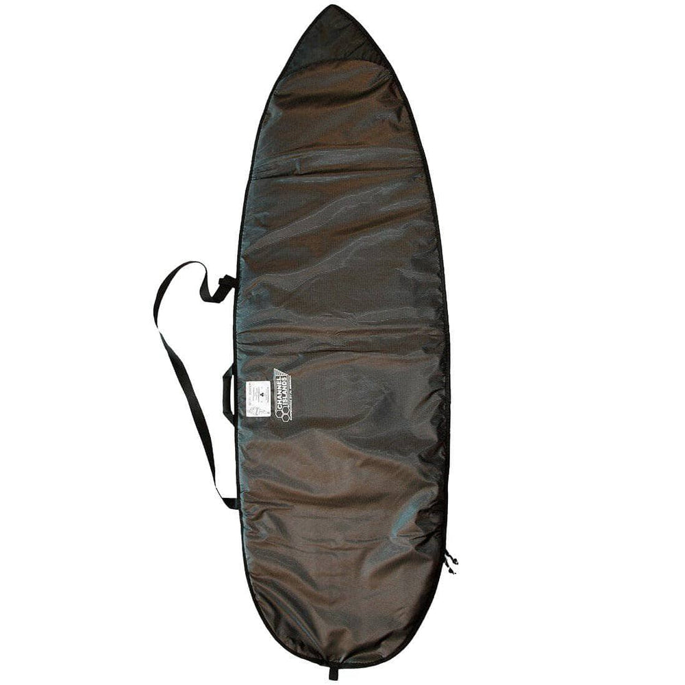 Channel Islands Dane Reynolds Day Runner Surfboard Bag - Black/Chartreuse Yellow Surfboard Day Runner Bag/Cover by Channel Islands