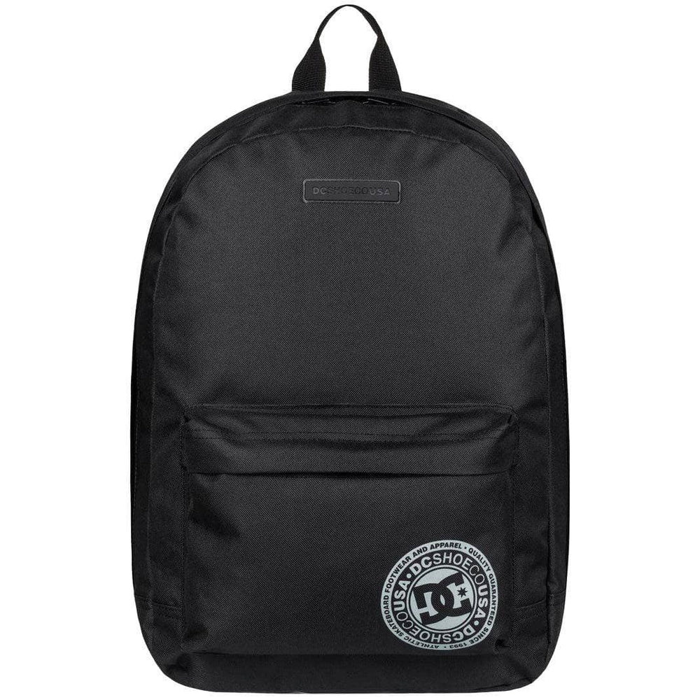 DC Backstack 18.5L Backpack - Black Backpack/Rucksack Bag by DC