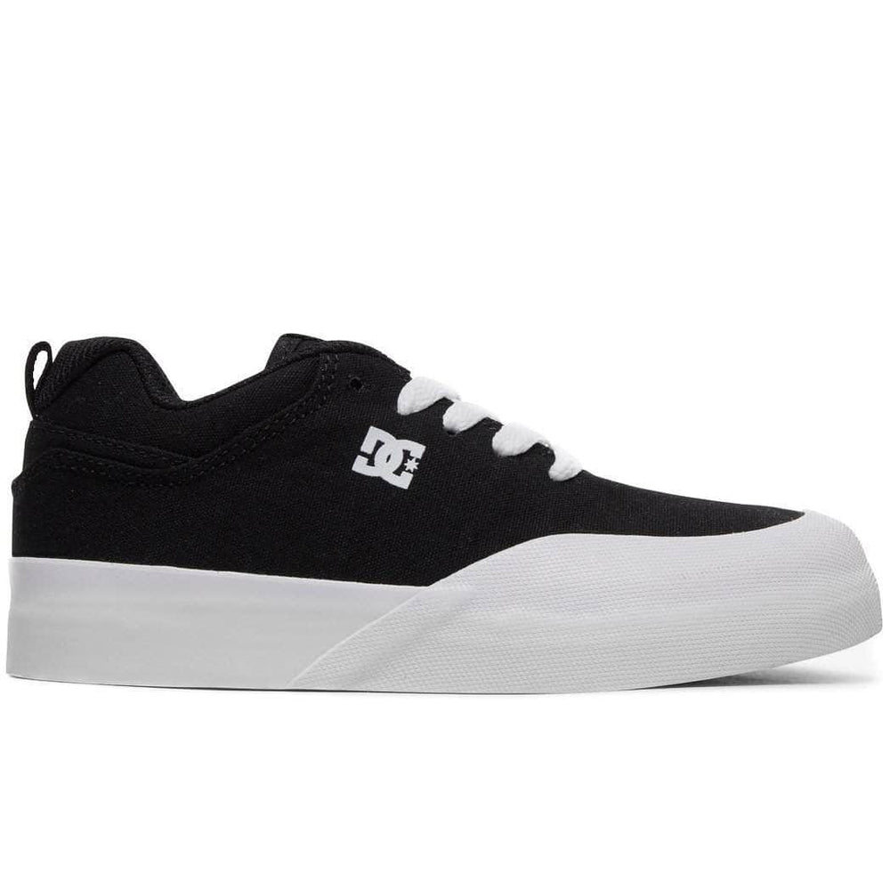 DC Boys Infinite TX Skate Shoes - Black/White