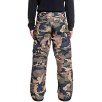 DC Code Snow Pant - Olive Night/Vintage Camo Mens Snowboard/Ski Pants/Trousers by DC