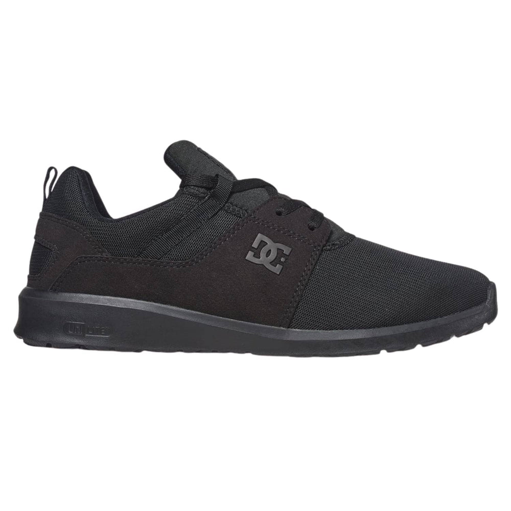 DC Heathrow Shoes - Black/Black/Black