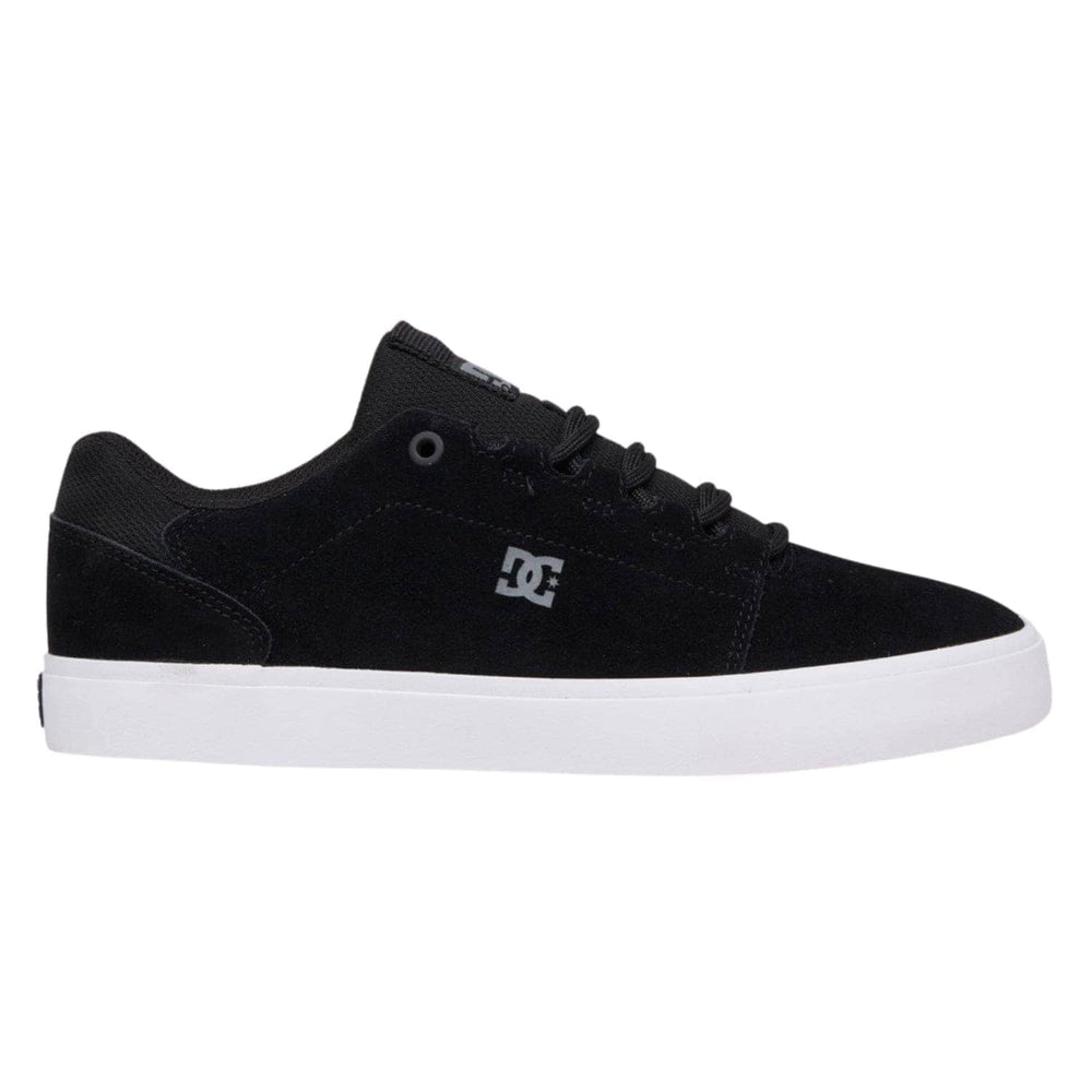 DC Hyde Skate Shoes - Black/White (BKW) - Mens Skate Shoes by DC
