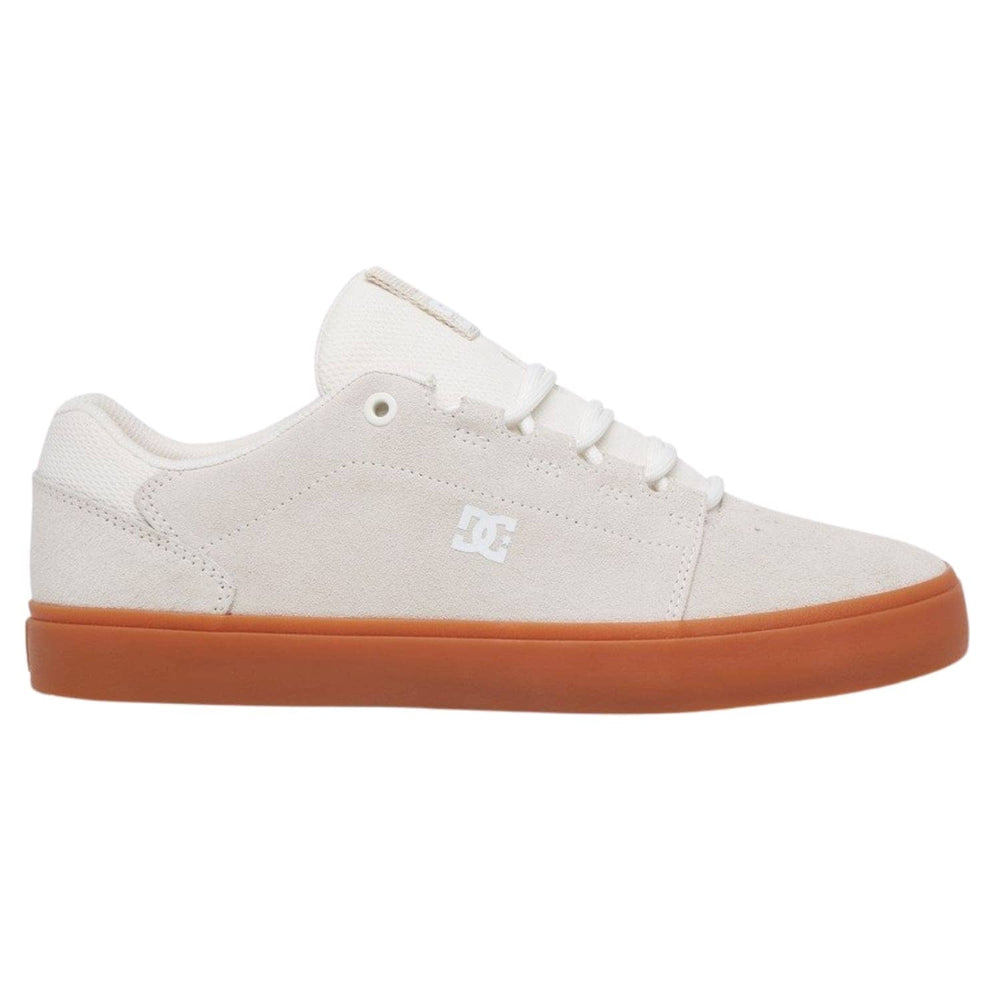 DC Hyde Skate Shoes - White/Gum (WG5)